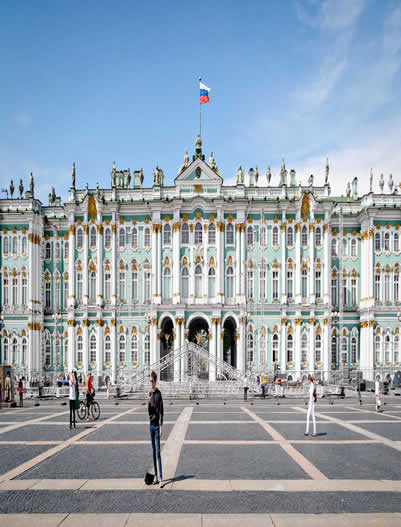 St. Petersburg-Winter Palace