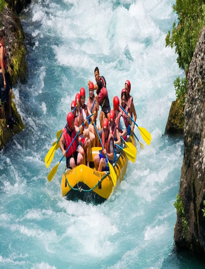 Kolad-River Rafting