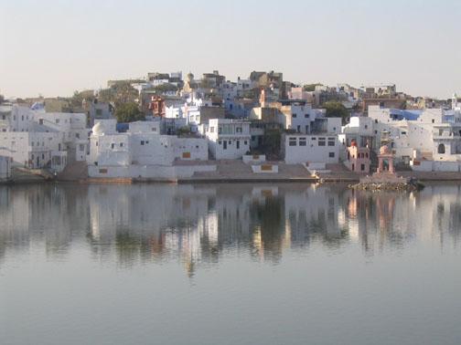 Lake - Pushkar