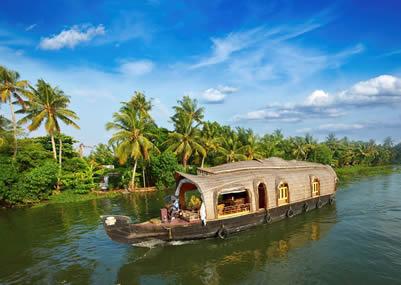 Kerala By Air