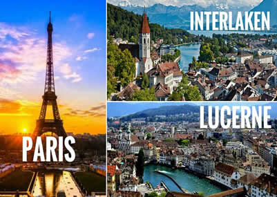 Switzerland Paris