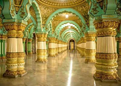 Bangalore Coorg Mysore Ooty