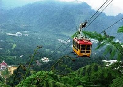Langkawi Genting Highland Kuala Lumpur