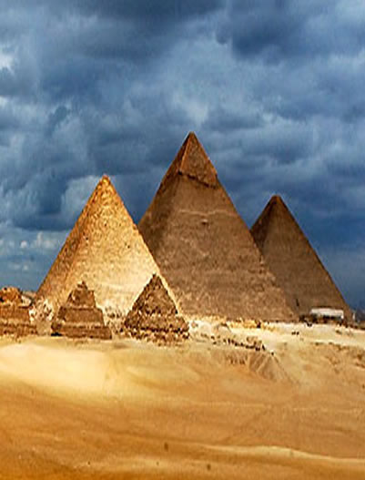 Pyramid of Cairo