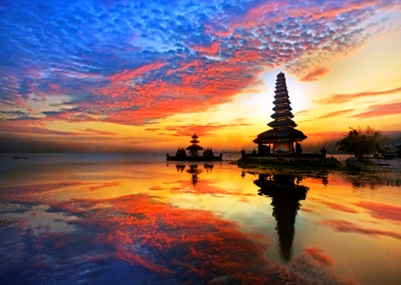 Scenic Bali