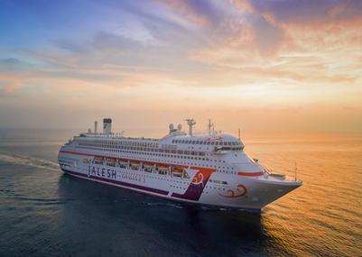 3N Goa Stay & Jalesh Cruise (Goa - Mumbai - Goa)