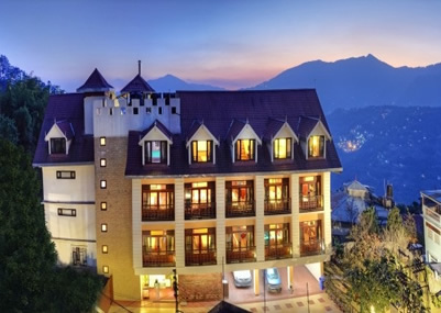 Summit Hotels Kalimpong Gangtok  Lachung