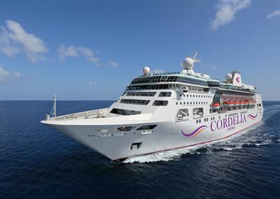 Cordelia Cruise Mumbai Cochin  Lakshadweep Mumbai