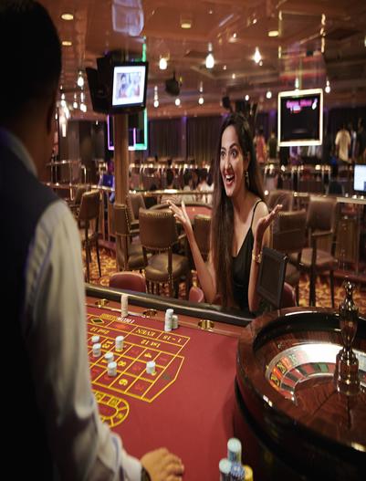 Casino on Cruise