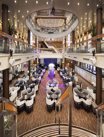 Cruise Inner View