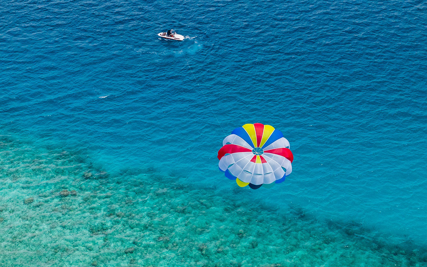 Paraselling