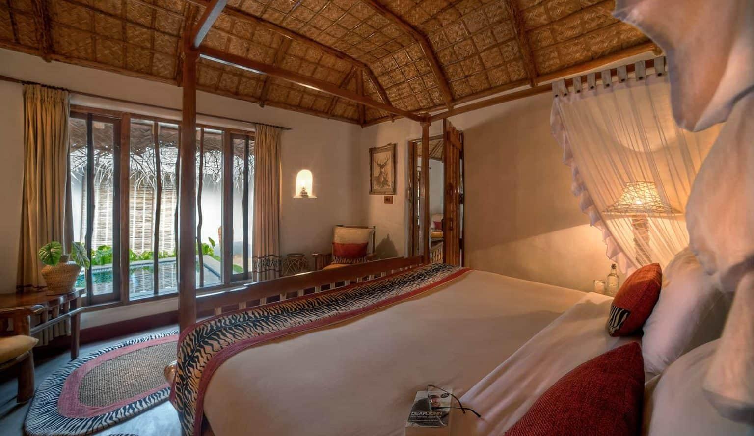 Kabini Hotel Bedroom