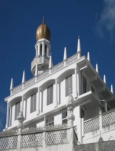Jummah-Mosque in Mauritius